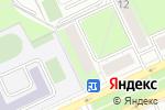 Схема проезда до компании Абитуриент-ЕГЭ в Перми