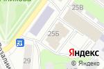 Схема проезда до компании Грин в Перми