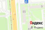 Схема проезда до компании Пивко в Перми