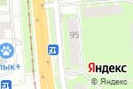 Схема проезда до компании ВекоДом в Перми