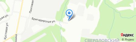 Магистраль-Авто на карте Перми