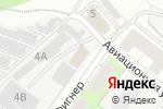 Схема проезда до компании Инструмент-Хозяин в Перми