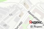 Схема проезда до компании АБ партнёры в Перми