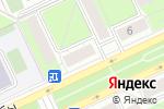 Схема проезда до компании Stok в Перми