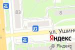Схема проезда до компании В гостях у Марфы в Перми