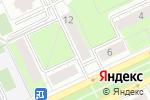 Схема проезда до компании Cherry-service в Перми