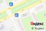 Схема проезда до компании Сеть аптек в Перми