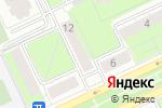 Схема проезда до компании Elsha в Перми