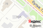 Схема проезда до компании Граммофон Пермь в Перми