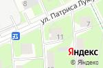Схема проезда до компании Я родился в Перми