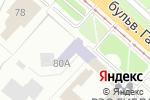 Схема проезда до компании Компания по изготовлению дубликатов регистрационных автомобильных знаков в Перми