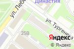 Схема проезда до компании Реммонтаж в Перми