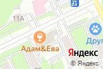 Схема проезда до компании Пирожковая в Перми