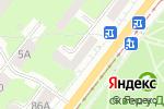 Схема проезда до компании ТАБАЧНАЯ ЛАВКА №1 в Перми