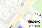 Схема проезда до компании МКБТ-СЕРВИС в Перми