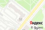 Схема проезда до компании УралТранс в Перми