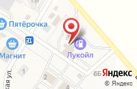 Схема проезда до компании Центр авторемонта в Лобаново