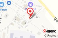 Схема проезда до компании Белая сова в Лобаново