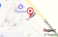 Схема проезда до компании Магазин автотоваров в Лобаново
