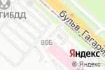 Схема проезда до компании СПАС-Пермь в Перми