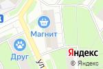 Схема проезда до компании ПЧЕЛЁНОК в Перми