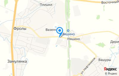 Местоположение на карте пункта техосмотра по адресу Пермский край, Пермский р-н, с Фролы, ул Садовая, д 20