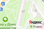 Схема проезда до компании Руслан в Перми