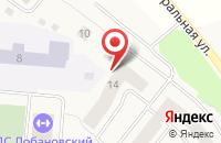 Схема проезда до компании Новостройки в Лобаново