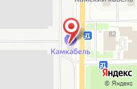 Схема проезда до компании Сп Твист Технолоджи в Перми