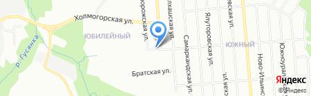 Спецтехника на карте Перми