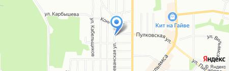 Чакасервис на карте Перми