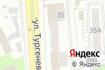 Схема проезда до компании Медицинский центр Биоритм в Перми