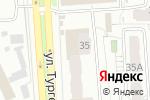 Схема проезда до компании Пивная тема в Перми