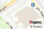 Схема проезда до компании Пять звезд в Перми
