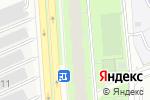 Схема проезда до компании Baton в Перми
