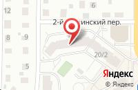 Схема проезда до компании Гайва в Перми
