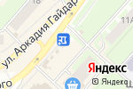 Схема проезда до компании Кунгурский в Перми