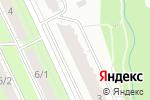 Схема проезда до компании Детективное агентство в Перми
