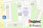 Схема проезда до компании ХимТехПрогресс в Перми