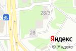 Схема проезда до компании Delice в Перми