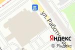 Схема проезда до компании Intim & Idea в Перми