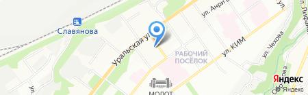 Банкомат Промсвязьбанк на карте Перми