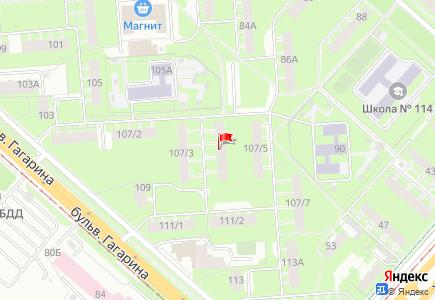2-комн. квартира, 46 м.кв.,1/5 эт.