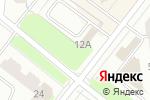 Схема проезда до компании Стройснабжение в Перми