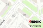 Схема проезда до компании Камаснаб в Перми