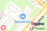 Схема проезда до компании Зеленый Горизонт в Перми
