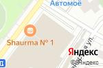 Схема проезда до компании ZooZona в Перми