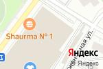 Схема проезда до компании InPost в Перми