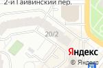 Схема проезда до компании Транспортно-экспедиционная компания в Перми