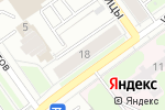 Схема проезда до компании Заправка Принт в Перми
